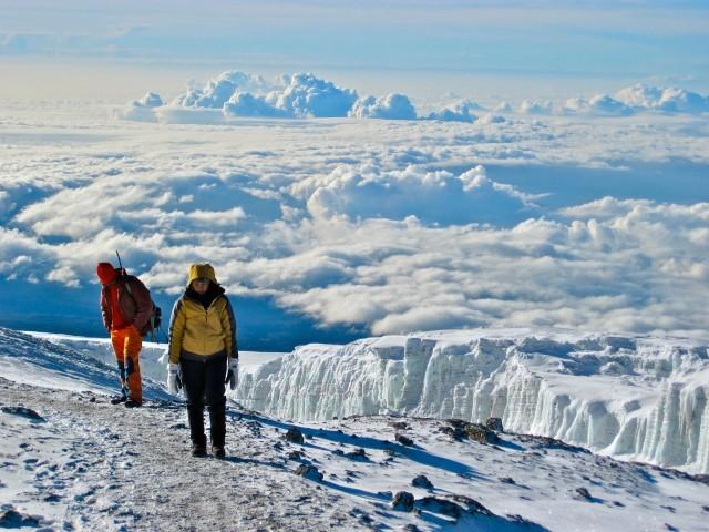 Kilimanjaro Climbing 8 Days…