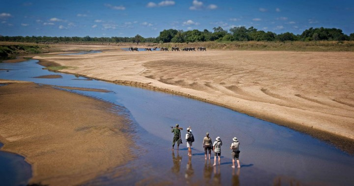 Zambia 4 Days Best of South…
