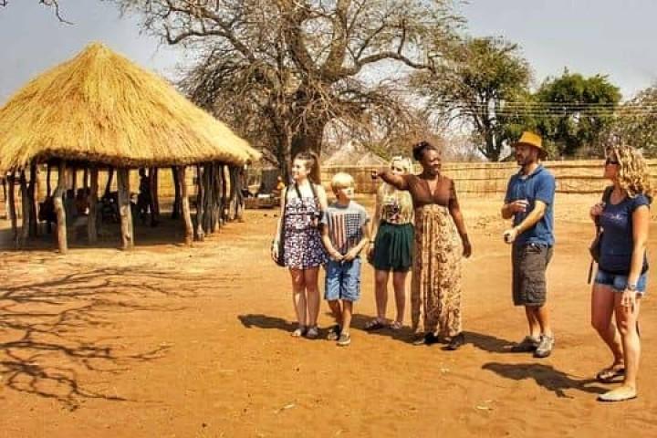 Mukuni Village Tour By Hoe