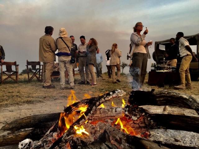 5 Days Safari with a Hot…