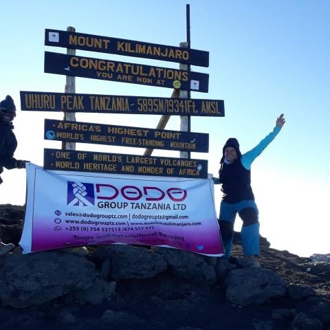 Kilimanjaro Climbing 6 Days…