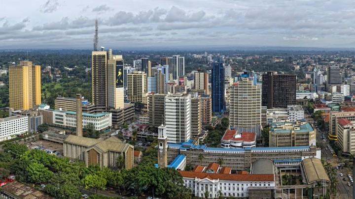 Nairobi city tour By HOE.